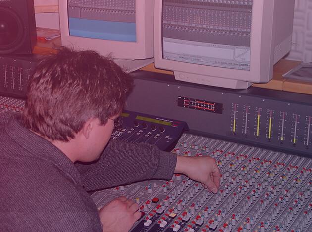 Mixing PK-Media Studio
